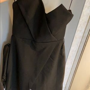 Medium ZARA mini belted dress